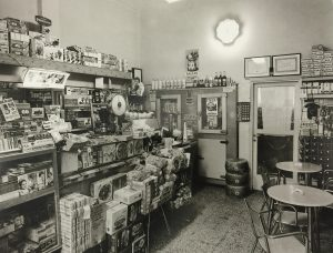 Grocery store of my childhood